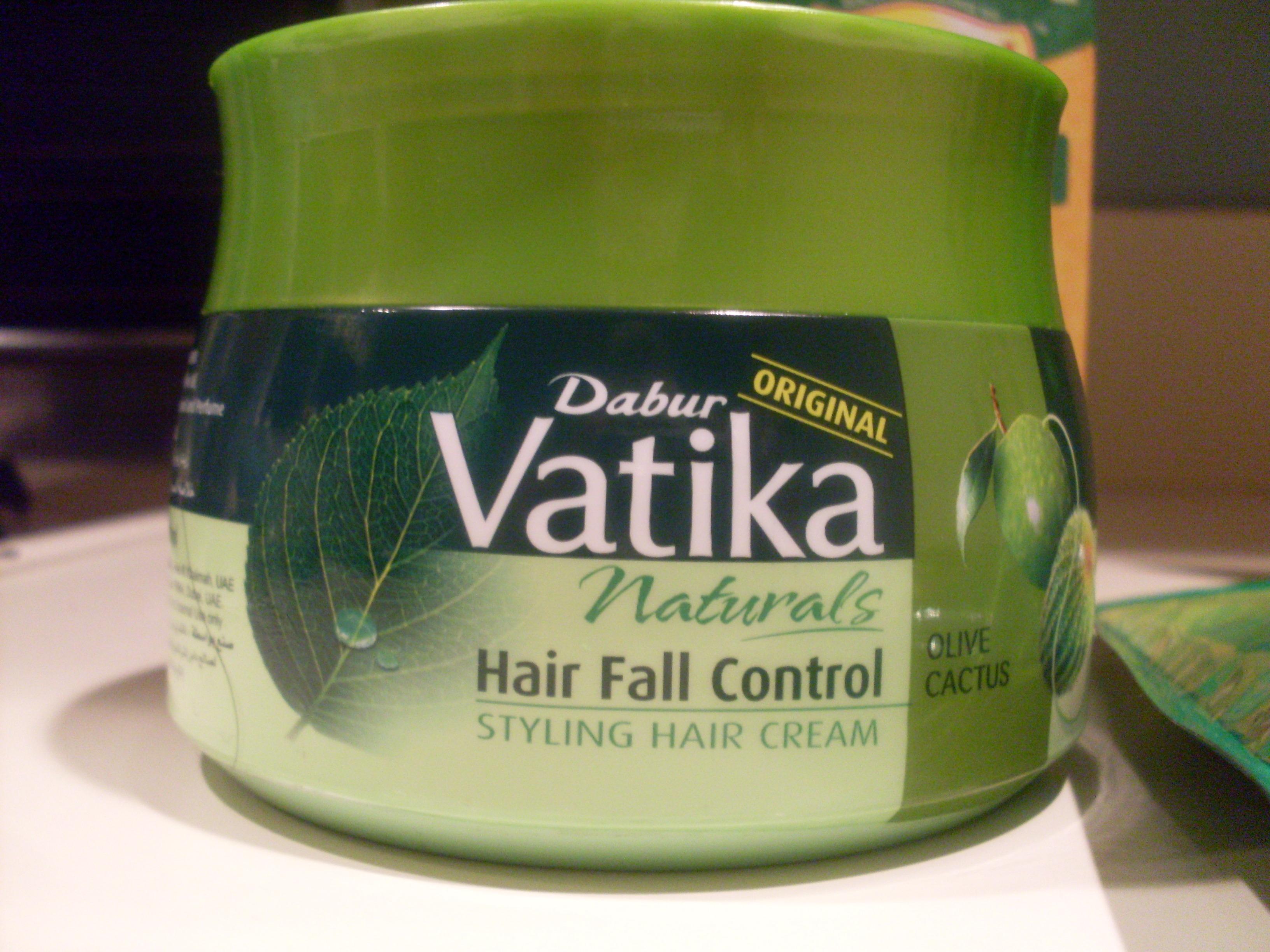 dabur vatika hair products