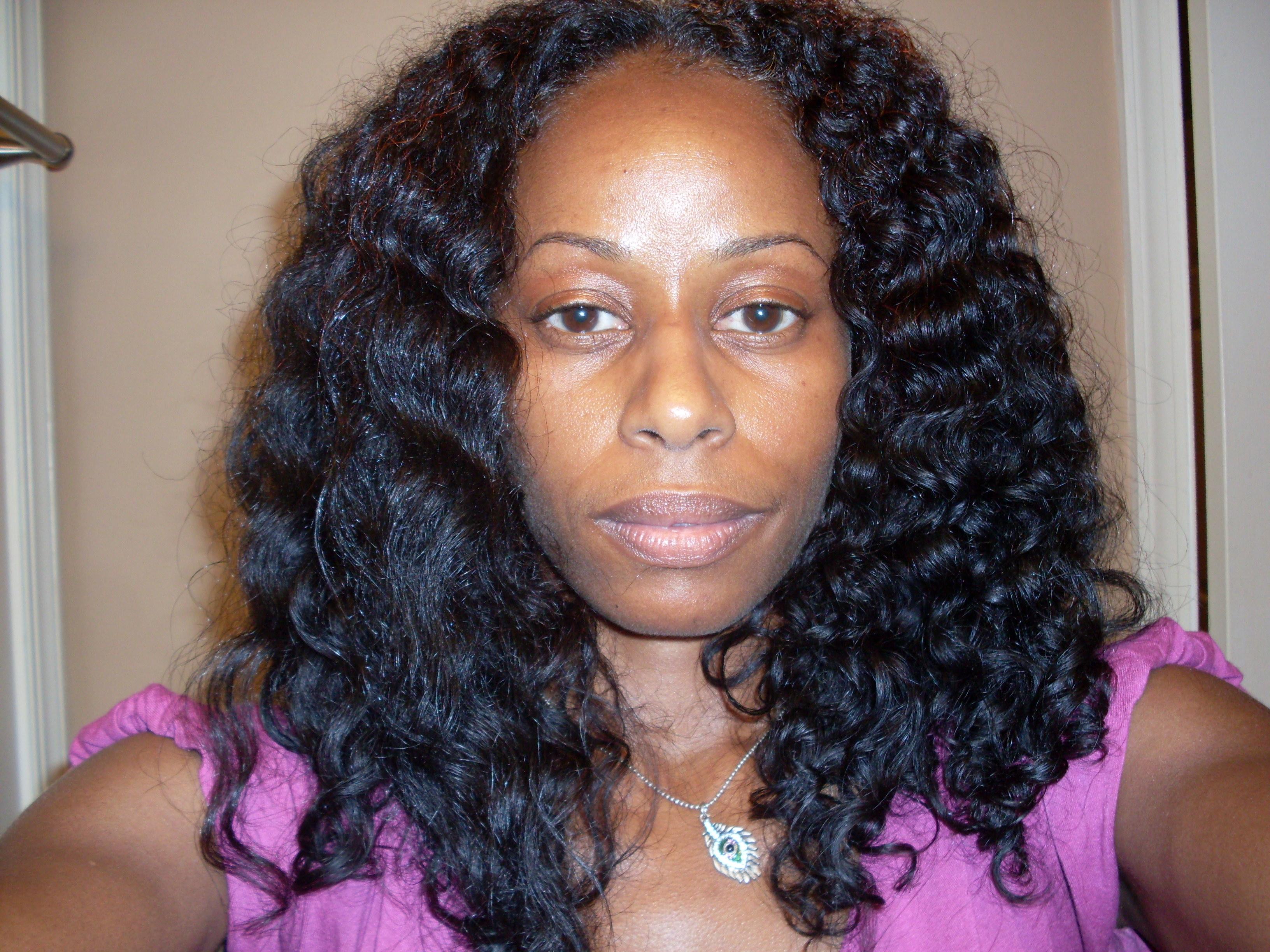 Black Hair Curl Pattern Amazing Design Ideas