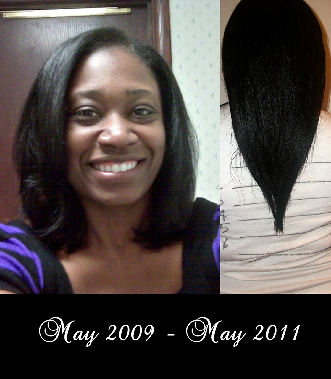 how to grow black relaxed hair long and fast
