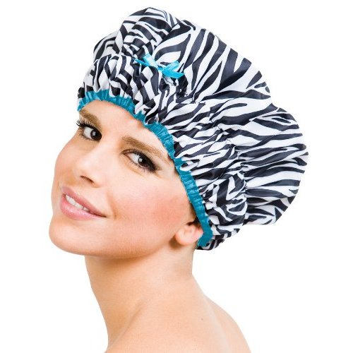 My Holy Grail Shower Cap: Terry-Lined hairscapades