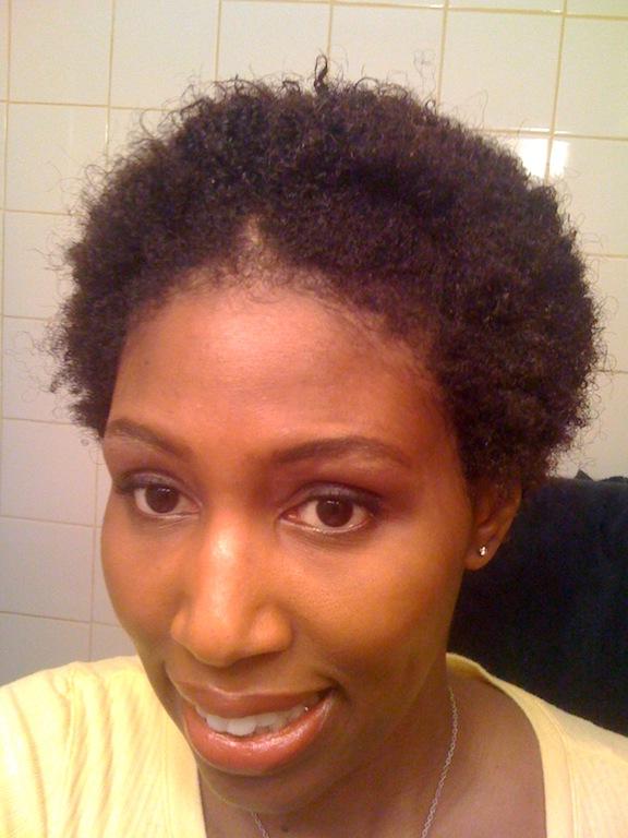 tina campbell hairstyles : The Big Chop: Nikki?s HairStory hairscapades