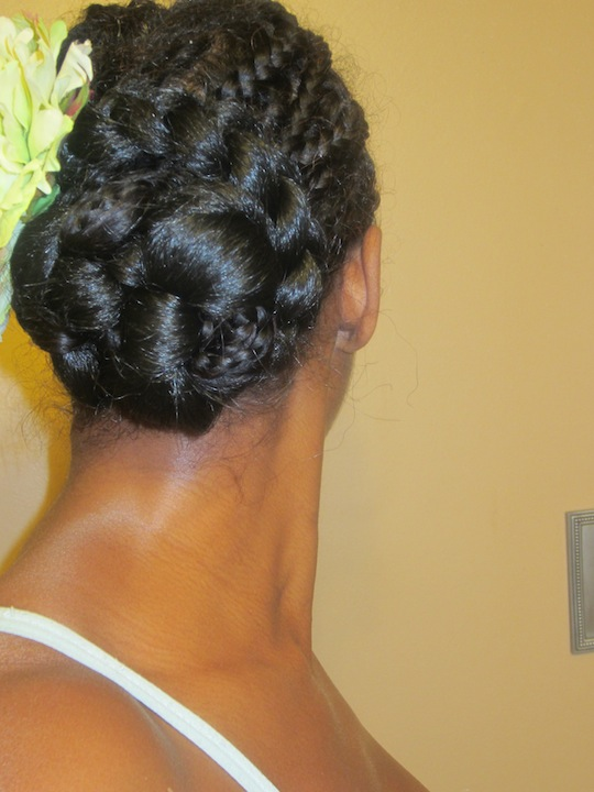 Styling My Individual Braids Hairscapades