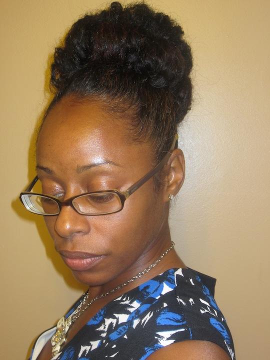 hairstyles for medium length natural hair