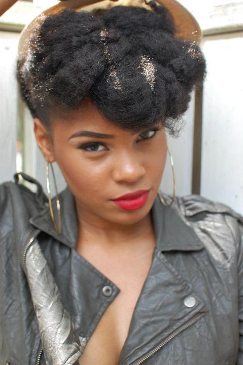 little updo on Pinterest  Janelle Monae Hairstyles