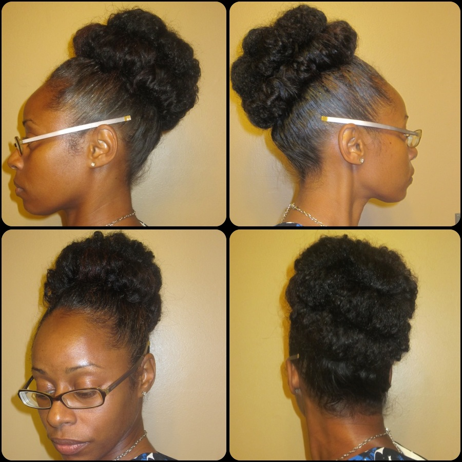Best Bun Practices For Length Retention Hairscapades