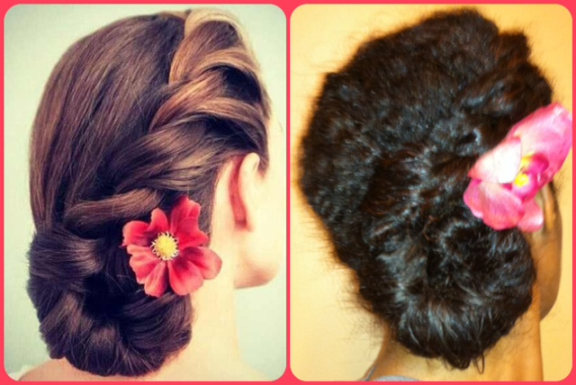 Brilliant Twisted Bun  8 Hairstyles To Beat The Heat    Hair