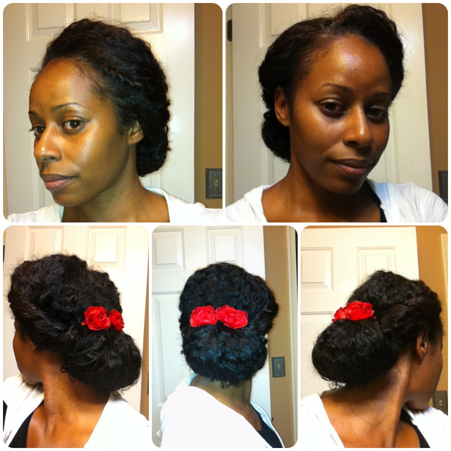 8 Other Ways To Style Your Natural Hair That Don T Involve A Bun