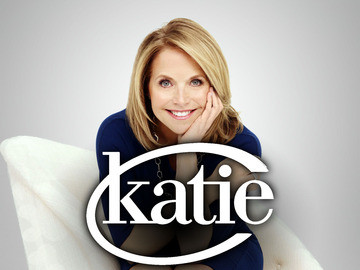 Katie Couric Show: No Make-Up!