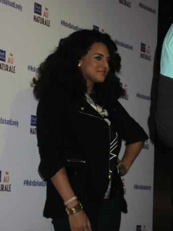MARSHA AMBROSIUS EVERYONE!! She was so sweet.