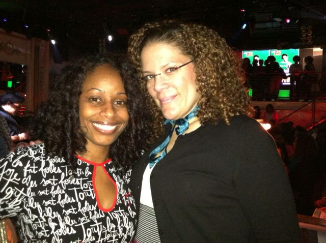 One of my favorite people, Michelle!!
