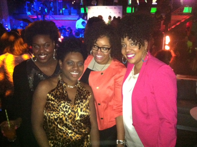 Sade and her friends!!
