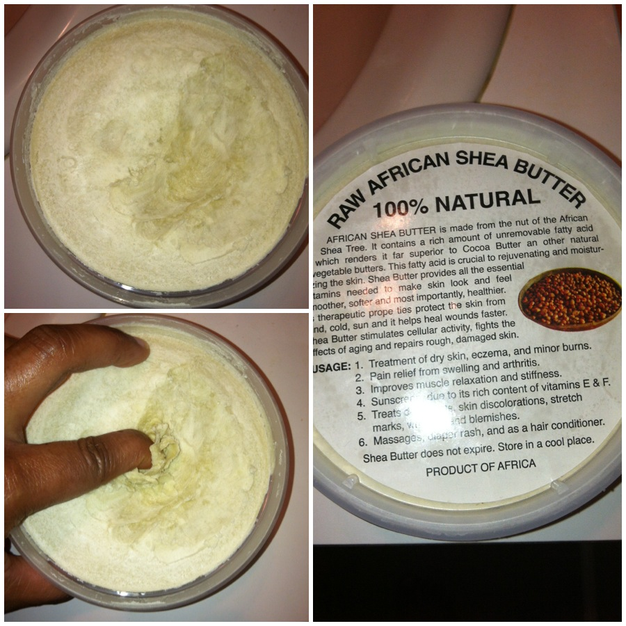 Natural Black Hair Product Recipes