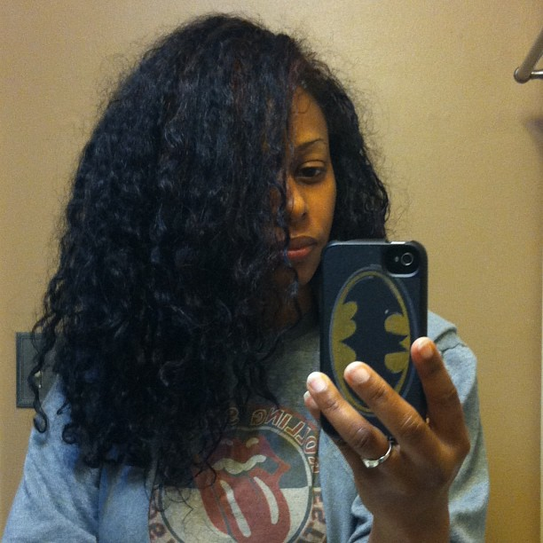 A Dry Twist Out With Cantu Hairscapades