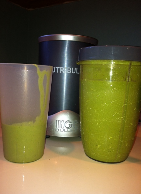 pre workout breakfast green smoothie hairscapades. Black Bedroom Furniture Sets. Home Design Ideas