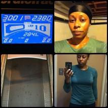 Day 94: HIIT treadmill