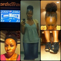 Day 96: HIIT treadmill