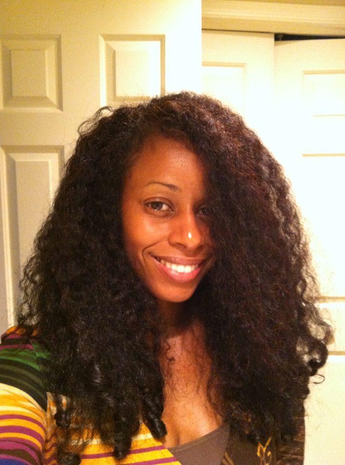 Curl Loosener For Natural Hair