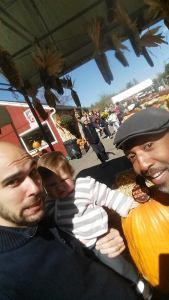 anthony avery weusi and the pumpkin