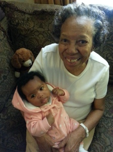 wyntr and VA granny